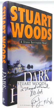 DARK HARBOR (Signed First Edition)