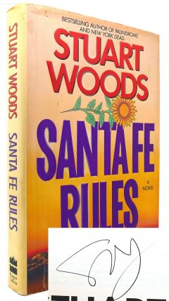 SANTA FE RULES (Signed First Edition)