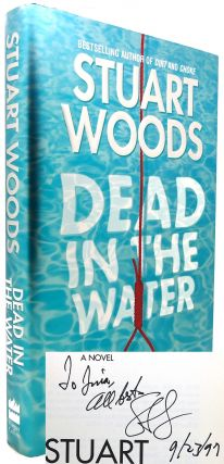 DEAD IN THE WATER (Signed First Edition)