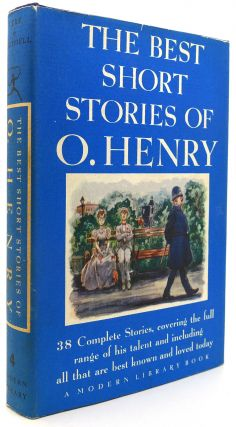 THE BEST SHORT STORIES OF O. HENRY Modern Library #4. O. Henry