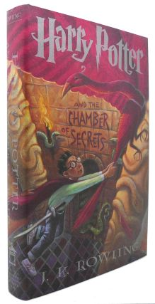 HARRY POTTER AND THE CHAMBER OF SECRETS. J. K. Rowling