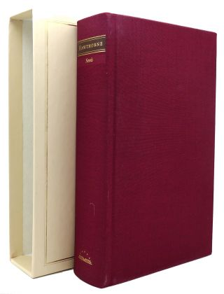 NATHANIEL HAWTHORNE Collected Novels: Fanshawe, the Scarlet Letter, the House of the Seven...