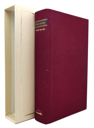 WILLIAM FAULKNER Novels 1930-1935 : As I Lay Dying, Sanctuary, Light in August, Pylon. William...