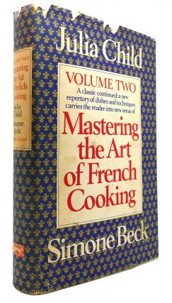 MASTERING THE ART OF FRENCH COOKING VOL. 2