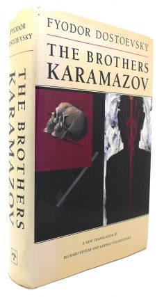 THE BROTHERS KARAMAZOV A Novel in Four Parts with Epilogue. Fyodor Dostoevsky