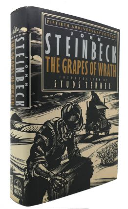 THE GRAPES OF WRATH 50th Anniversary Edition. John Steinbeck