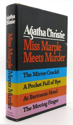 MISS MARPLE MEETS MURDER. Agatha Christie