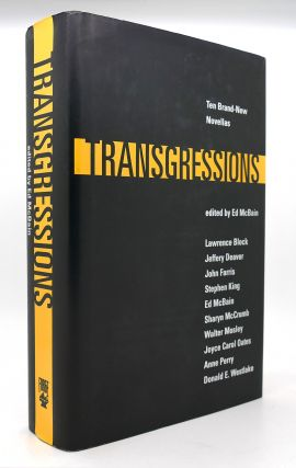 TRANSGRESSIONS Ten Brand-New Novellas