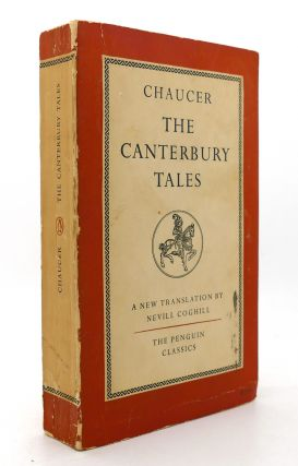 THE CANTERBURY TALES. Geoffrey Chaucer