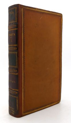 THE WORKS OF THE ENGLISH POETS VOL. 3 With Prefaces, Biographical and Critical. Samuel Johnson