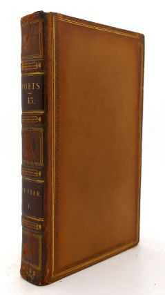 THE WORKS OF THE ENGLISH POETS VOL. 13 With Prefaces, Biographical and Critical. Samuel Johnson