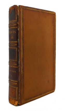 THE WORKS OF THE ENGLISH POETS VOL. 18 With Prefaces, Biographical and Critical. Samuel Johnson