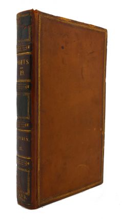 THE WORKS OF THE ENGLISH POETS VOL. 19 With Prefaces, Biographical and Critical. Samuel Johnson