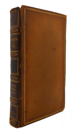THE WORKS OF THE ENGLISH POETS VOL. 25 With Prefaces, Biographical and Critical. Samuel Johnson