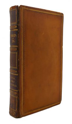 THE WORKS OF THE ENGLISH POETS VOL. 26 With Prefaces, Biographical and Critical. Samuel Johnson