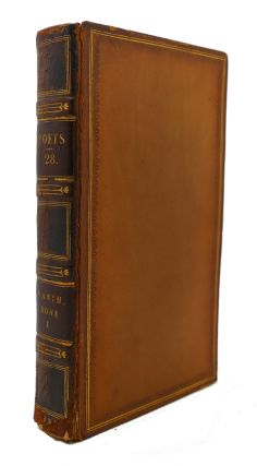THE WORKS OF THE ENGLISH POETS VOL. 28 With Prefaces, Biographical and Critical. Samuel Johnson