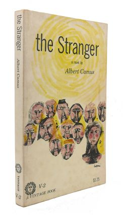THE STRANGER. Albert Camus