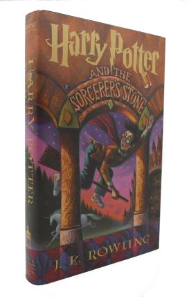 HARRY POTTER AND THE SORCERER'S STONE. J. K. Rowling