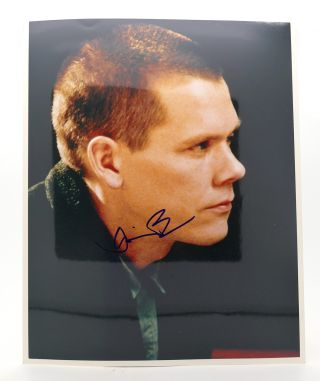 KEVIN BACON SIGNED PHOTOGRAPH Autographed