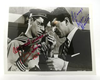 DEAN MARTIN/JERRY LEWIS SIGNED PHOTO Autographed. Jerry Lewis Dean Martin