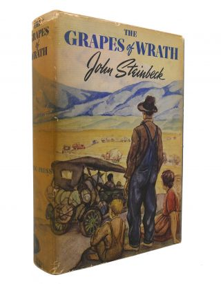 THE GRAPES OF WRATH Stated First Edition