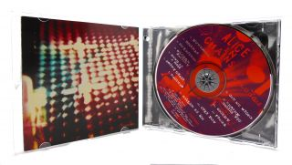 ALICE IN CHAINS UNPLUGGED Signed