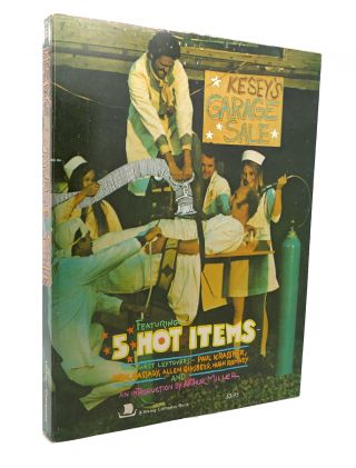 Kesey's Garage Sale Featuring 5 Hot Items with Guest Leftovers - Paul Krassner, Neal Cassady,...