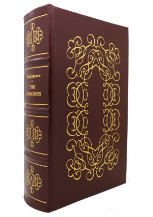 THE COMEDIES OF WILLIAM SHAKESPEARE Easton Press. William Shakespeare