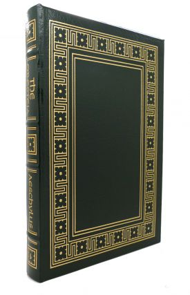 ORESTEIA Easton Press. Aeschylus