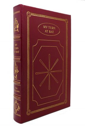 MY TURN AT BAT: THE STORY OF MY LIFE Easton Press. Ted Williams