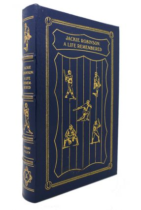 JACKIE ROBINSON A LIFE REMEMBERED Easton Press. Maury Jackie Robinson Allen