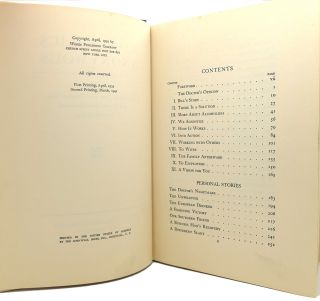 ALCOHOLICS ANONYMOUS 1st Edition 2nd Printing