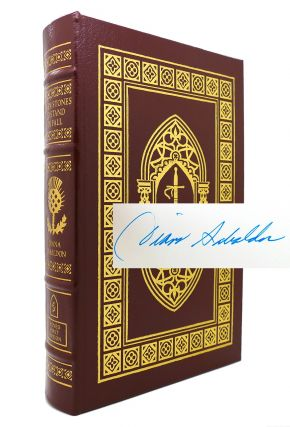SEVEN STONES TO STAND OR FALL Signed Easton Press