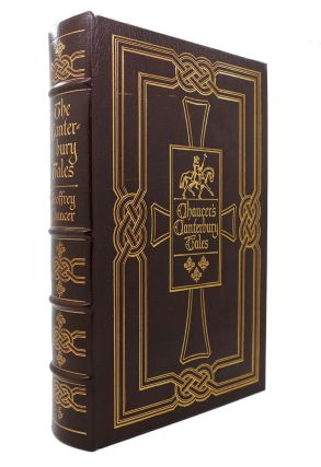 THE CANTERBURY TALES Easton Press. Geoffrey Chaucer