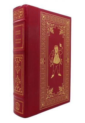 THE LIFE & ADVENTURES OF NICHOLAS NICKLEBY Franklin Library. Charles Dickens