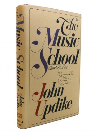 THE MUSIC SCHOOL. John Updike