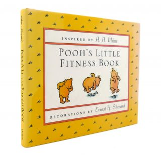 POOH'S LITTLE FITNESS BOOK. A. A. Milne