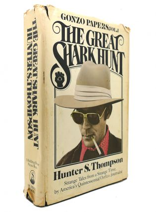 THE GREAT SHARK HUNT Strange Tales from a Strange Time