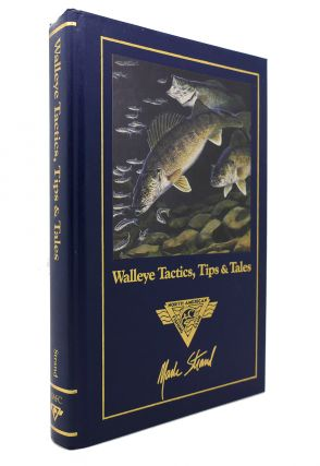 WALLEYE TACTICS, TIPS & TALES Complete Angler's Library