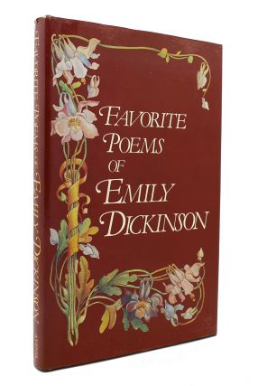 FAVORITE POEMS OF EMILY DICKINSON. Emily Dickinson