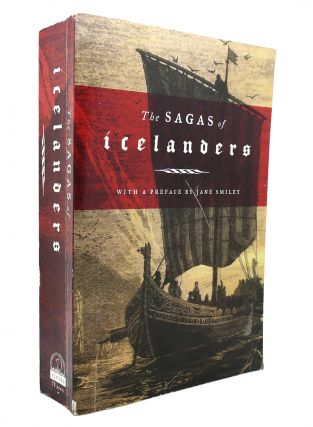 THE SAGAS OF ICELANDERS. Jane Smiley
