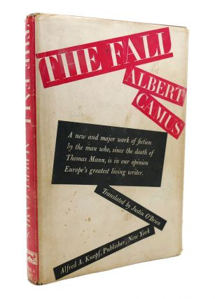 THE FALL. Albert Camus