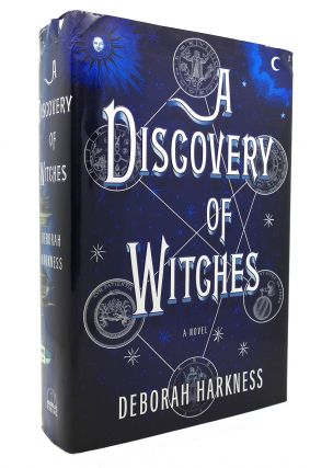 A DISCOVERY OF WITCHES All Souls Trilogy. Deborah E. Harkness