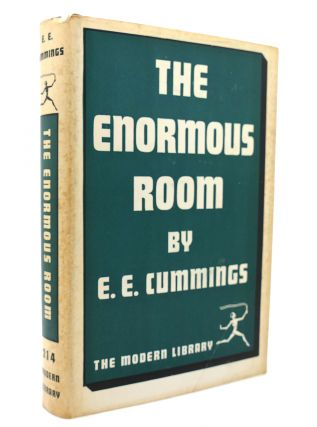 THE ENORMOUS ROOM Modern Library No. 214. E. E. Cummings