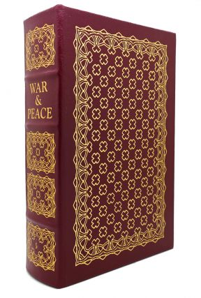 WAR AND PEACE Easton Press. Leo Tolstoy