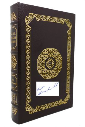 WE'LL LAUGH AGAIN Signed Easton Press. Art Buchwald