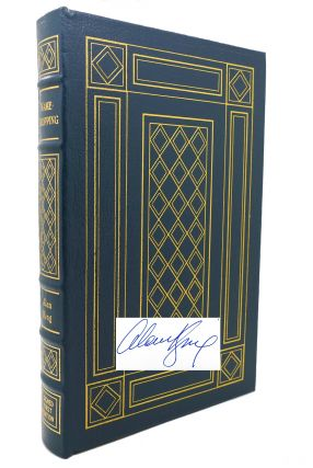 NAME-DROPPING : Signed Easton Press. Alan King