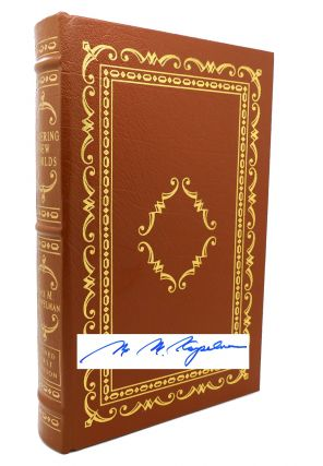 ENTERING NEW WORLDS : Signed Easton Press