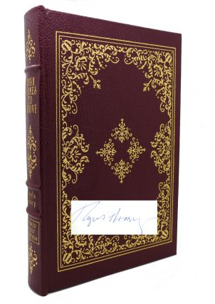 PUSH COMES TO SHOVE Signed Easton Press