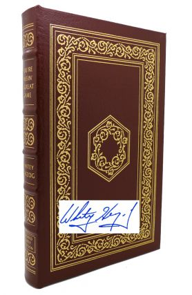 YOU'RE MISSIN' A GREAT GAME Signed Easton Press